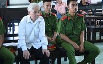 Giảm án cho cựu chánh án Tòa án nhân dân tỉnh Phú Yên