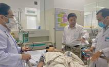Một học sinh trong vụ bật gốc cây ở TP.HCM đã tử vong