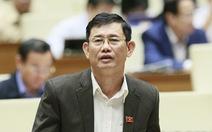 Đại biểu Quốc hội đề nghị 'thiến sinh học' kẻ xâm hại tình dục trẻ em