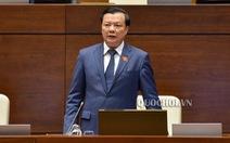 Vụ nghi hối lộ tại Tenma: Bộ trưởng nói không phải cứ sự vụ mới giải quyết