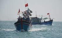 Một tàu cá Quảng Ngãi bị phạt gần 1 tỉ đồng vì ra nước ngoài đánh bắt