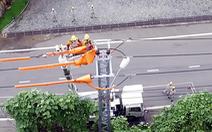Khô hạn làm khó ngành điện