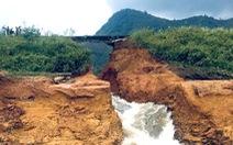 1.200 hồ chứa hư hỏng, xuống cấp chưa có kinh phí sửa chữa
