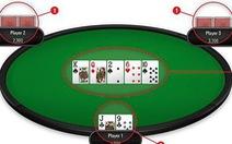 Bắt quả tang 14 người trong sòng bạc poker ở quận 2, TP.HCM