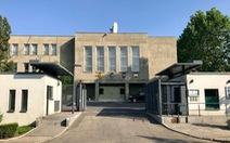 Anh tạm thời đóng cửa sứ quán ở Triều Tiên