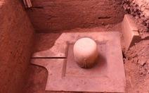 Cơ quan khảo cổ Ấn Độ tìm thấy tượng linga có từ thế kỷ 9 ở Mỹ Sơn