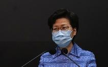 Hong Kong cảnh báo Mỹ việc bỏ quy chế đặc biệt là 'con dao hai lưỡi'