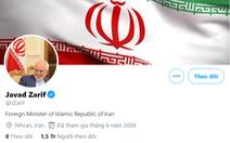 Nghị sĩ Mỹ đòi điều tra hình sự Twitter vì để lãnh đạo Iran lập tài khoản