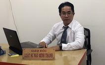 Đoàn luật sư TP.HCM xóa tên luật sư của… đoàn Khánh Hòa
