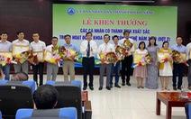 Đà Nẵng trao thưởng cho các nhà khoa học ĐH Duy Tân