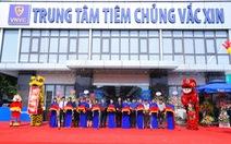 Khai trương trung tâm tiêm chủng VNVC Ninh Bình