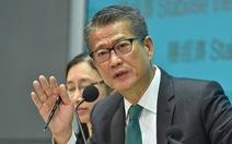 Chính khách Hong Kong: 'Không có gì phải sợ lệnh trừng phạt của ông Trump'
