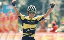 Cuộc đua xe đạp Cúp Truyền hình TP.HCM 2020: Ấn tượng Ngô Văn Phương