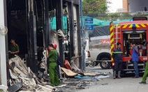Cháy nhà trên đường Lê Trọng Tấn: Một người đã thiệt mạng
