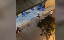 Nhóm thanh niên đánh nhau, nghe nổ nhiều tiếng như súng ở quận 12