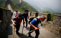 Hơn 23 triệu người Trung Quốc du lịch mỗi ngày kỳ nghỉ lễ lao động 1-5