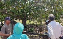 Phát hiện người đàn ông treo cổ trong nghĩa địa gần nhà
