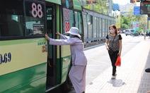 TP.HCM ngưng toàn bộ xe buýt hoạt động tại quận Gò Vấp