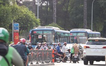 72 tuyến xe buýt tại TP.HCM chạy trở lại từ sáng 4-5