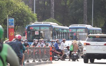 TP.HCM khôi phục hoạt động toàn bộ xe buýt từ 11-5