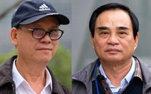 Hai cựu chủ tịch Đà Nẵng và Phan Văn Anh Vũ tiếp tục hầu tòa