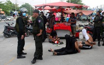 Công an Đồng Nai bắt băng Loan 'cá' chuyên trấn lột, 'bảo kê' tiểu thương