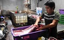 Bán 98kg thịt heo không phép, bị xử phạt hơn 7 triệu đồng
