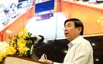 Chủ tịch UBND TP.HCM Nguyễn Thành Phong: 'Khôi phục kinh tế là mệnh lệnh cần làm ngay'