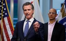 California là bang đầu tiên ở Mỹ vay tiền liên bang trợ cấp thất nghiệp
