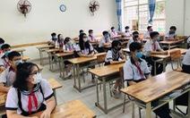 Sở GD-ĐT TP.HCM: Tách lớp là không đảm bảo chuyên môn