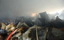 Hà Nội: cháy lớn tại khu công nghiệp Phú Thị, 3 người tử vong