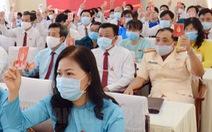 Ông Dương Thế Trung tái đắc cử bí thư Huyện ủy Nhà Bè