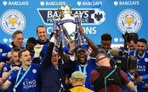Ngày này năm xưa: Leicester City lên ngôi vô địch Premier League