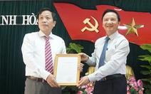 Ủy viên Ủy ban Kiểm tra trung ương làm phó bí thư Tỉnh ủy Khánh Hòa