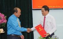 Đại tá Trần Thanh Trà làm phó trưởng Ban nội chính Thành ủy TP.HCM