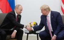 Nga đang 'lúc khó khăn', ông Trump nói sẽ gửi máy thở