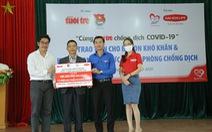 Chương trình 'Cùng Tuổi Trẻ chống dịch COVID-19' đến Đà Nẵng