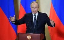 Kỷ niệm Ngày chiến thắng, ông Putin nói Nga 'không thể bị đánh bại'