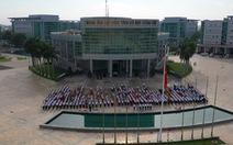 Bà Rịa - Vũng Tàu biểu dương công chức tiêu biểu trong lễ chào cờ hằng tháng