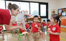 Gần 12.000 học sinh TP.HCM học trường dạy chương trình nước ngoài