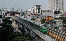 Cần rót thêm 50 triệu USD, chưa biết khi nào xong đường sắt Cát Linh - Hà Đông