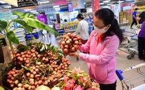 Saigon Co.op bán vải thiều qua ví MoMo, giá 19.600 đồng/ký