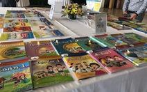 Sách giáo khoa lớp 1 mới phải đến tay giáo viên, học sinh trước 15-8