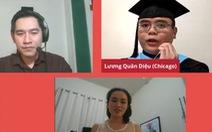 Rộn ràng vinh danh tốt nghiệp trực tuyến, chưa từng có tiền lệ