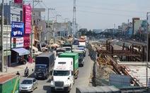 Chi 10.000 tỉ mỗi năm vẫn không đủ cho giao thông TP.HCM