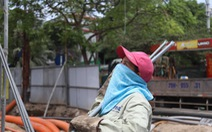 Chỉ số tia UV tại Hà Nội và Đà Nẵng từ 8-10, mức gây hại rất cao