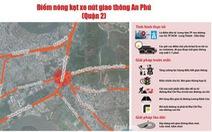 TP.HCM tiếp tục 'thúc' tiến độ dự án nút giao thông An Phú, quận 2