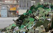 6.800 tấn vàng trong rác thải, Nhật Bản 'thoải mái' sản xuất huy chương Olympic
