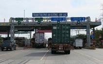 Chấm dứt BOT dự án cầu Tân Kỳ Tân Quý, rút ngắn thu phí 6 năm 3 tháng