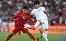 Iraq mời tuyển Việt Nam đá giao hữu ngày 8-10 để 'làm nóng' cho vòng loại World Cup 2022